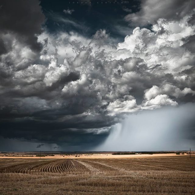 When the heavens open over the wheatbelt region of westernaustraliahellip
