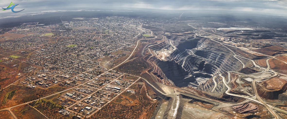 Kalgoorlie & The Superpit | Jordan Cantelo | Photography