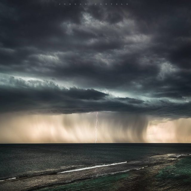 Pretty epic light as the storms rolled over Yanchep Lagoonhellip