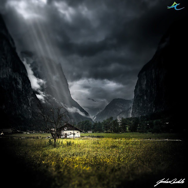Lauterbrunnen, Switzerland is one of my favourite places in Europe.…