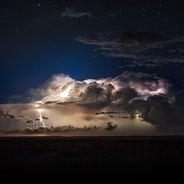 Capturing lightning is so special. Knowing that the strike you've captured is totally unique and different to the next. This blue bolter is one of my absolute all time favourite shots I've taken. #thunderstorm #lightning #epic #weather #weatherchannel #jordancantelo #amazing_australia #australiagram #australia #bureauofmeteorology #seewa #travelabout #travel #chase #landscape #love #live #life #epic_captures #forever #natgeo