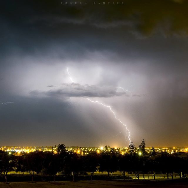 One thing I love about capturing lightning is that eachhellip