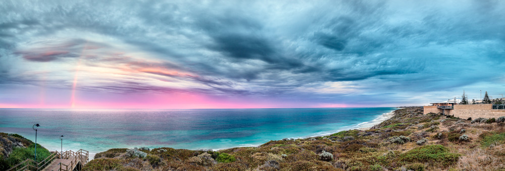 Jindalee Stormy Morning Sunrise