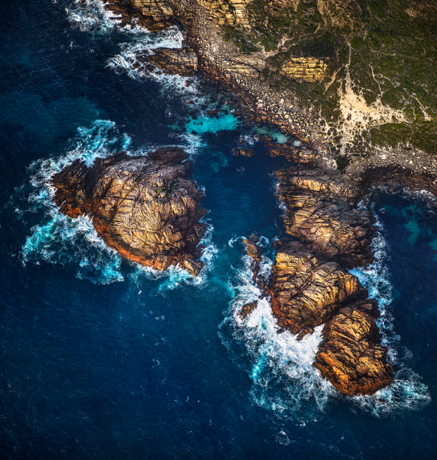Sugarloaf Rock Aerial