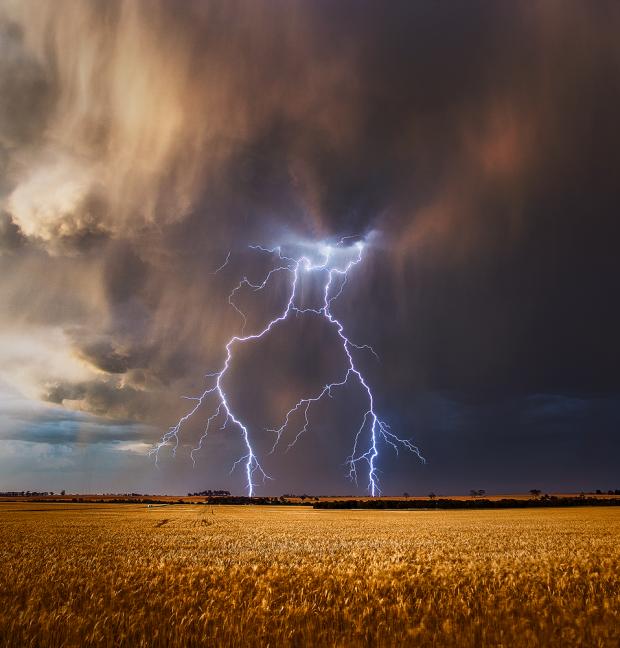 Wheatbelt Twin Lightning