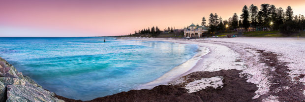 Dawn over Cottesloe